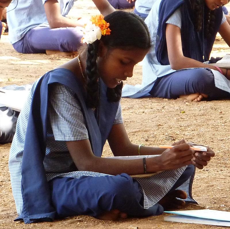 ASSEFA NGO - Studentessa