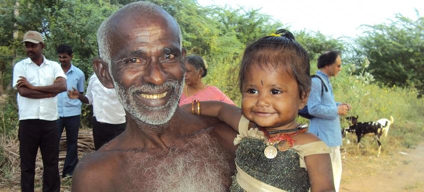 Nonno e bimba 2011 2