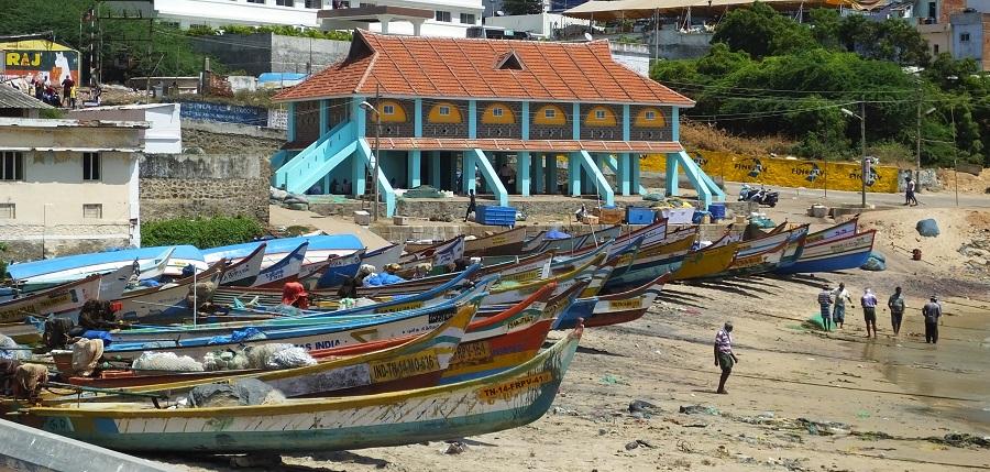 Kanyakumari Cape Comorin